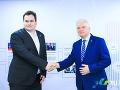 Veľký úspech: VIDEO Na Slovensku vznikne centrum, ktoré môže prispieť k technologickej revolúcii