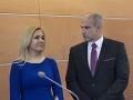 Saková a Lučanský sú ochotní odpovedať poslancom na otázky o lustráciách