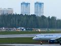 Dráma na moskovskom letisku Šeremetievo: Zrazili sa dve lietadlá