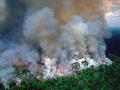 Lesné požiare v Bolívii naberajú na obrátkach: V ohrození sú aj lokality kultúrneho dedičstva