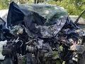 AKTUÁLNE Smrteľná nehoda pri Michalovciach: FOTO Muž neprežil náraz do stromu