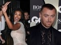 Maya Jama a Sam Smith