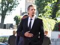 Barry Pepper na premiére filmu Pomaľované vtáča.