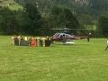 Tragické nešťastie v rakúskych Alpách: Padajúce kamene zabili turistu, dvoch zranili