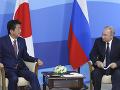 Abe vyzval Putina na uzavretie mierovej zmluvy: Otvorí sa cesta k neobmedzeným príležitostiam
