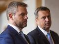 Danko vyzval opozíciu na účasť na svojej schôdzi: Premiér sa odvolávania nebojí
