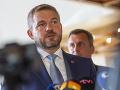 Oceňujem, že Slovensko obhájilo v Európskej komisii podpredsednícky post, tvrdí Pellegrini
