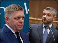 Demokracia nemôže visieť na šnúrke od Kotlebových gatí, povedal Pellegrini: Fica si chce zavolať na koberček