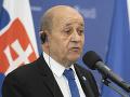 Francúzsko za daných okolností nepodporí odklad brexitu, tvrdí minister Le Drian