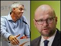 Bugár a Sulík si vykričali styky s Kočnerom: Ostrá debata a nečakané slová o spolupráci