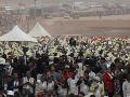 Pápež celebroval omšu na Madagaskare: Prišlo na ňu približne milión ľudí