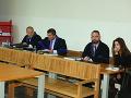 Marian Kočner na pojednávaní v kauze falšovania zmeniek.