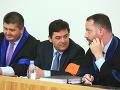 Marian Kočner na hlavnom pojednávaní v kauze falšovania zmeniek.