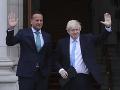 Cesta k možnej dohode o brexite existuje, zhodli sa premiéri Británie a Írska