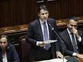 Nová talianska vláda bude slušnejšia a nebude sa toľko hádať, povedal premiér Conte