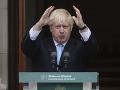 Britská vláda potvrdila zastavenie činnosti parlamentu: Kráľovnin podpis vylučuje brexit bez dohody