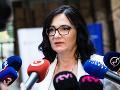 Lubyová vysvetľovala pred výborom pre školstvo čerpanie eurofondov: Kritika Gröhlinga a Remišovej