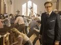 Colin Firth ako akčný hrdina
