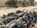 Tragédia v Maroku: FOTO Povodeň prevrátila autobus, o život prišlo najmenej 17 ľudí