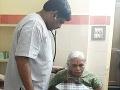 VIDEO Najstaršia matka na svete: Indka (74) porodila svojmu manželovi (82) dvojičky