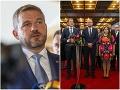 Ďalšia vzbura opozičných poslancov: Pellegriniho koniec chcú do konca týždňa