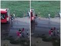 Mrazivé VIDEO z Bratislavy: Deti majú extréme nebezpečnú zábavku, dopravný podnik varuje rodičov