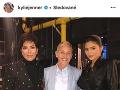Kylie Jenner bola nedávno spolu so svojou mamou Kris v šou Ellen DeGeneres.