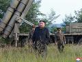 Pchjongjang na zozname podporovateľov terorizmu: Zaradenie bráni jadrovej diplomacii