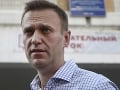 Výzva od Navaľného: EÚ by nemala uznať voľby v Rusku, ak tam niekomu zakážu kandidovať