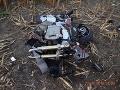 Nehodu neprežil mladý motorkár.