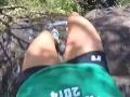 VIDEO GoPro kamera zachytila hrôzostrašný pád študentky z vodopádu: Iba sa jej trochu pošmykla noha