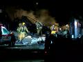 Tragické nešťastie pri meste Toledo: VIDEO Lietadlo havarovalo blízko hlavnej cesty, dvaja mŕtvi