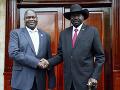 Južný Sudán zažehnal krízu: Prezident a vodca povstalcov sa dohodli na novej vláde