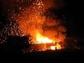 Požiar na internátnej škole na predmestí libérijskej metropoly: O život prišlo 26 detí
