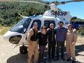 FOTO Rodina išla na výlet k vodopádu: Zachránila ich fľaša, v ktorej prosili o pomoc
