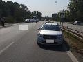 PRÁVE TERAZ Cesta do Košíc je uzatvorená: Tragická zrážka na priechode, jeden mŕtvy