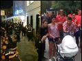 VIDEO Silné zážitky aj mimo futbalového ihriska: Chuligáni bez zábran či nežní chlapci s anjelskými hlasmi