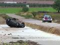 Španielsko zasiahli storočné dažde: Prívaly vody si už vyžiadali prvé obete