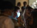 FOTO Požiar v nemocnici v Riu de Janeiro má najmenej desať obetí