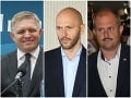 Robert Fico, Michal Truban a Marian Kotleba