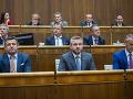 Mimoriadna schôdza parlamentu