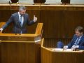 Peter Pellegrini čelí pokusu o odvolanie z funkcie premiéra