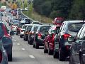 Vodiči sa musia obrniť trpezlivosťou: Počas najbližších dní vás čakajú dopravné obmedzenia