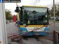 FOTO Smrtiaci autobus z Košíc: Ženu (42) pri výskoku vozidlo zachytilo, podané trestné oznámenie