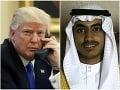 Donald Trump a Hamza