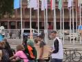 VIDEO Vo Frankfurte demonštrujú tisíce ľudí: Chcú zintenzívniť boj proti klimatickým zmenám