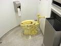 Vzácny záchod sa stal terčom zlodejov