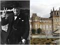 Neuveriteľná lúpež v rodisku Winstona Churchilla: Ukradli niečo, na čo aj králi chodievajú pešo