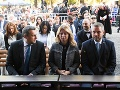 Slávnostná svätá omša v Šaštíne: FOTO Prítomní aj najvyšší ústavní činitelia