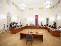 Piate kolo vypočutia kandidátov na sudcov Ústavného súdu SR.
